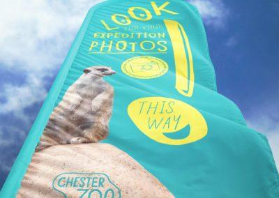 Signage DesignChester Zoo