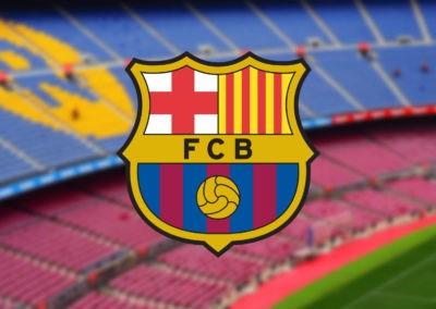 Ticket & Stadium SignageFC Barcelona