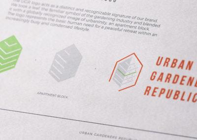 Brand Identity & Lead MagnetsUrban Gardeners Republic