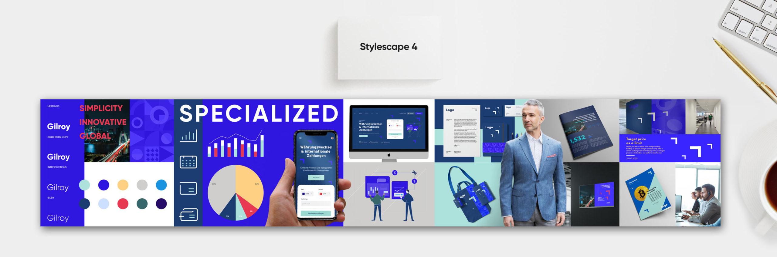 branding stylescape option