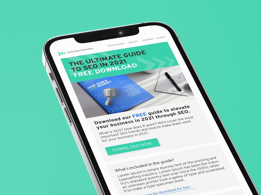 email-newsletter-design-essex
